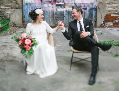 Boho Hochzeit Berlin Fabrik 23