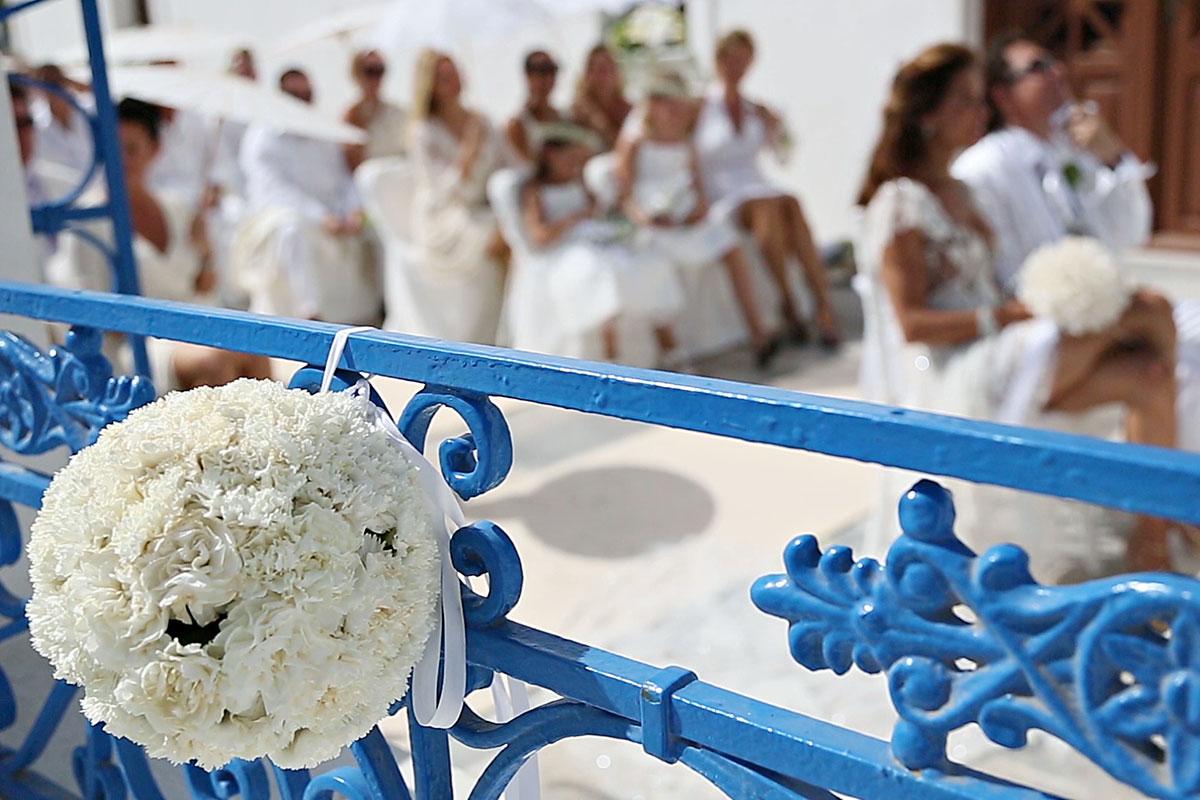 Hochzeitsvideo Santorini
