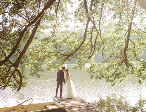 Hochzeit Haus Tornow am See