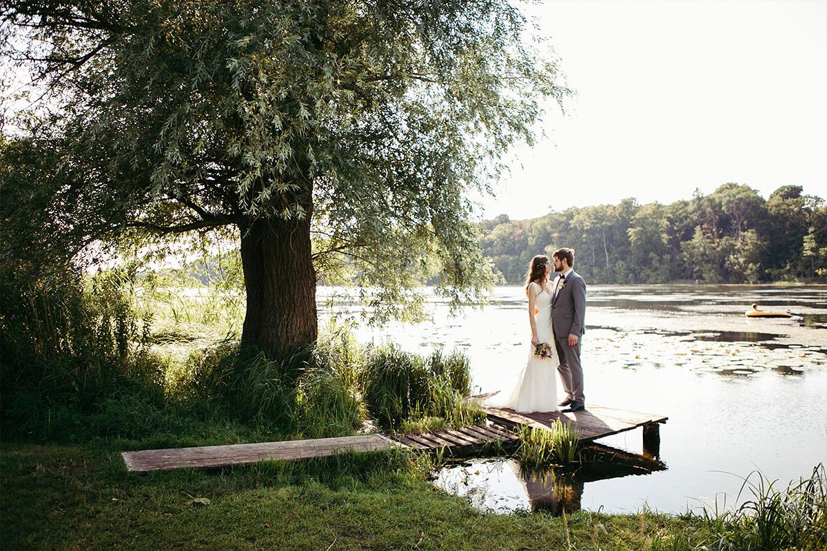Hochzeit Landgut Stober