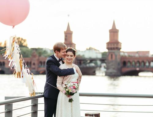 nhow Hotel Berlin Hochzeit