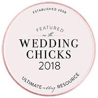 Veröffentlichung auf WEDDING CHICKS