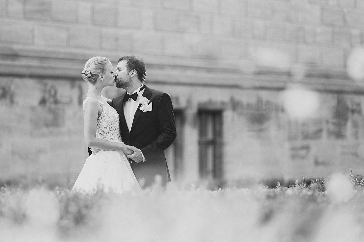 Brautpaarfoto bei Hotel de Rome Hochzeit Berlin - Hotel de Rome Berlin Hochzeitsfotograf © www.hochzeitslicht.de