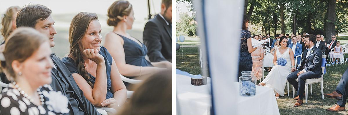 Hochzeitsreportagefotos bei Trauung aufgenommen von Hochzeitsfotografin auf Schloss Neuhardenberg - Schloss Neuhardenberg Hochzeitsfotograf © www.hochzeitslicht.de