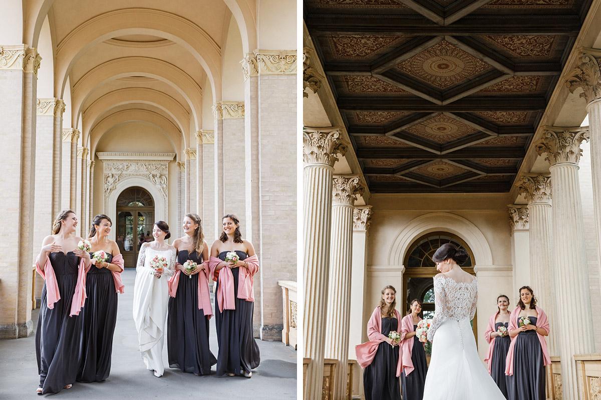 Belvedere Potsdam Hochzeit