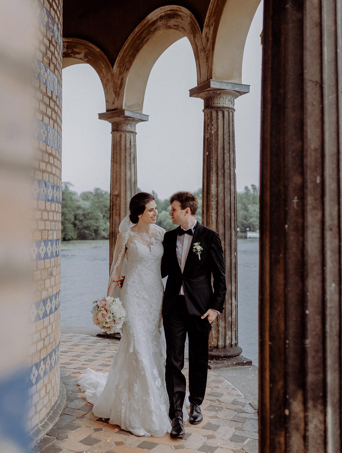 Hochzeitslocations am Wasser in Berlin und Brandenburg