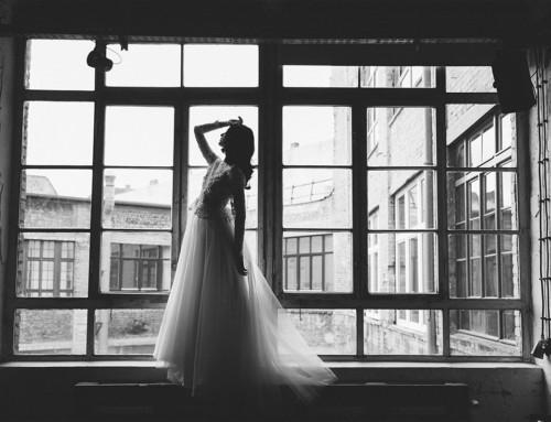 Liebesbrief zur Hochzeit – Editorial Shooting