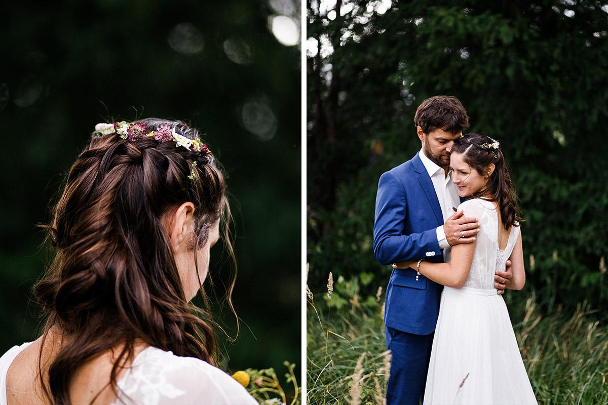 romantische Brautpaarfotos bei Berlin-Köpenick-Hochzeit - Standesamt Berlin Köpenick Hochzeitsfotograf © www.hochzeitslicht.de