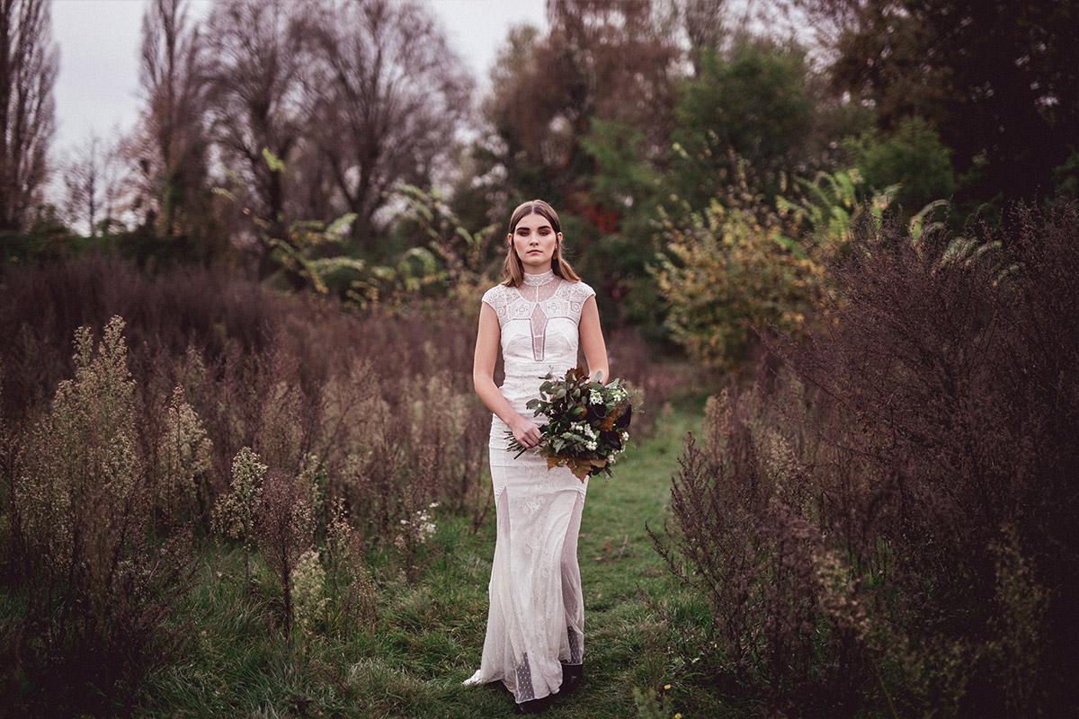 Editorial Shoot Brautmode - Herbst Hochzeit Berlin Hochzeitsfotograf © www.hochzeitslicht.de