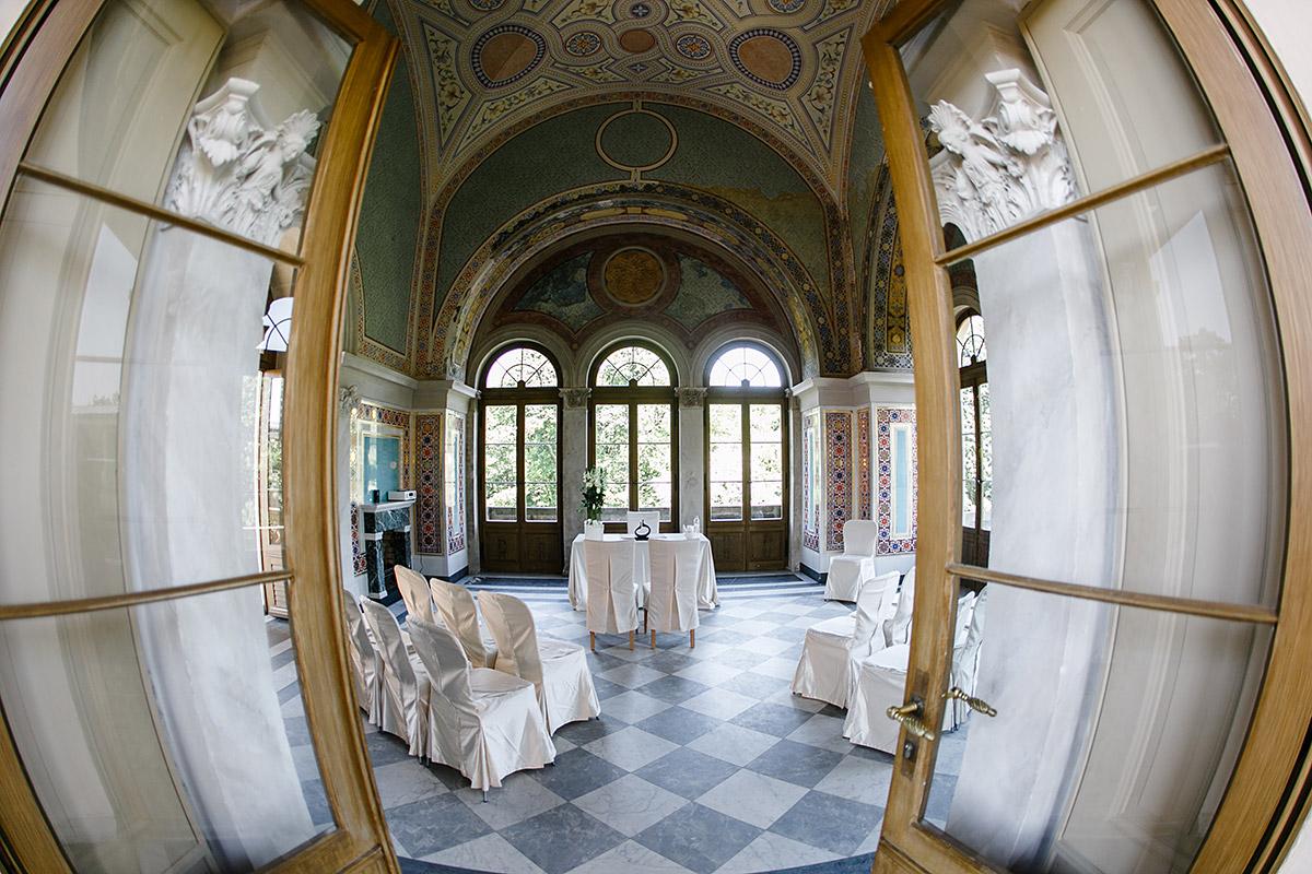 standesamtliche Hochzeit im Belvedere auf dem Pfingstberg - Berlin Hochzeitsfotograf © www.hochzeitslicht.de