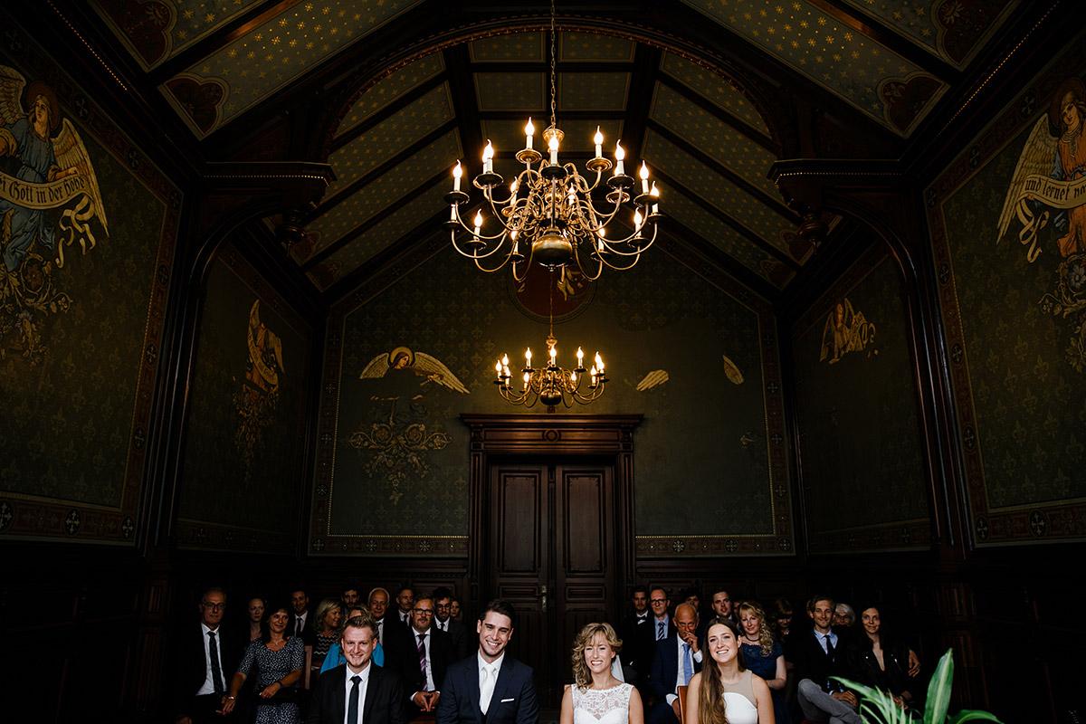 standesamtliche Trauung im Standesamt Neukölln - Berlin Friedrichshain Hochzeitsfotograf © www.hochzeitslicht.de