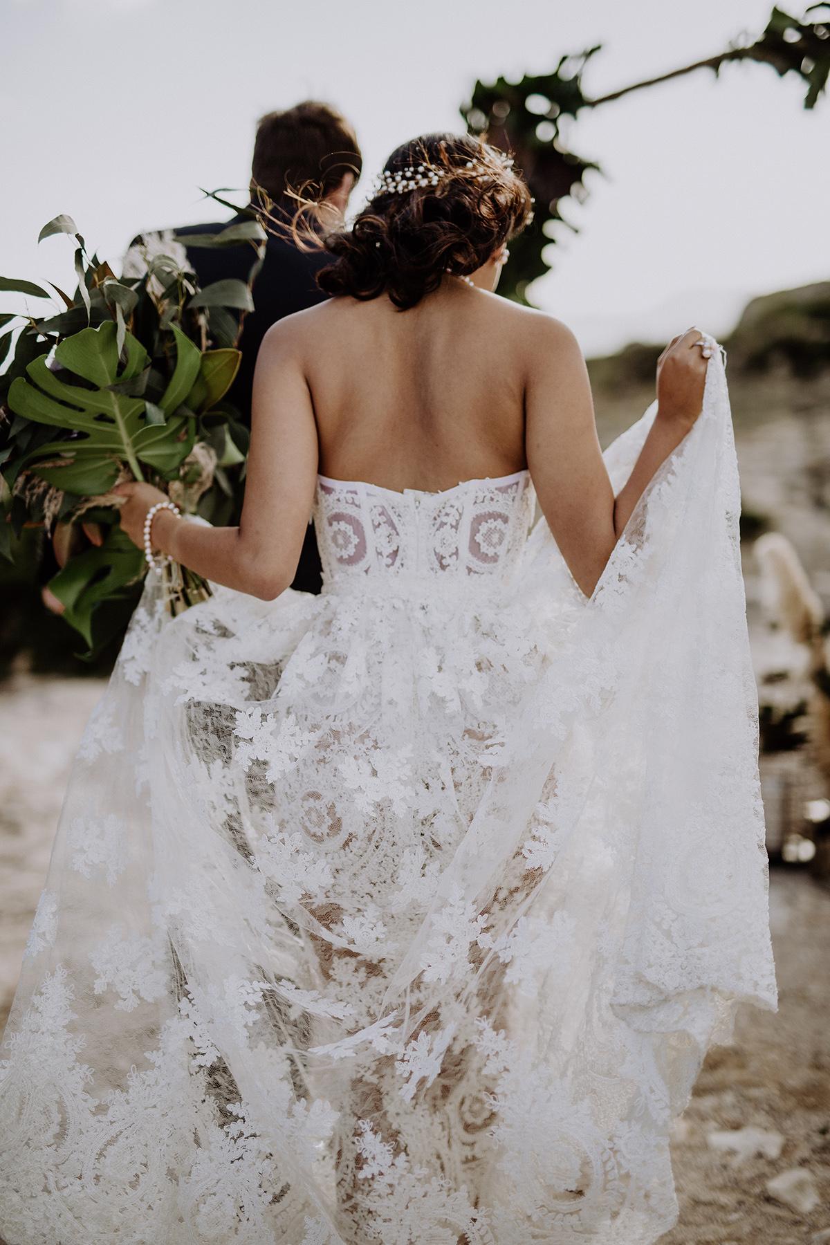 Hochzeitsfoto bei Destination Wedding - Mallorca Hochzeitsfotograf © www.hochzeitslicht.de