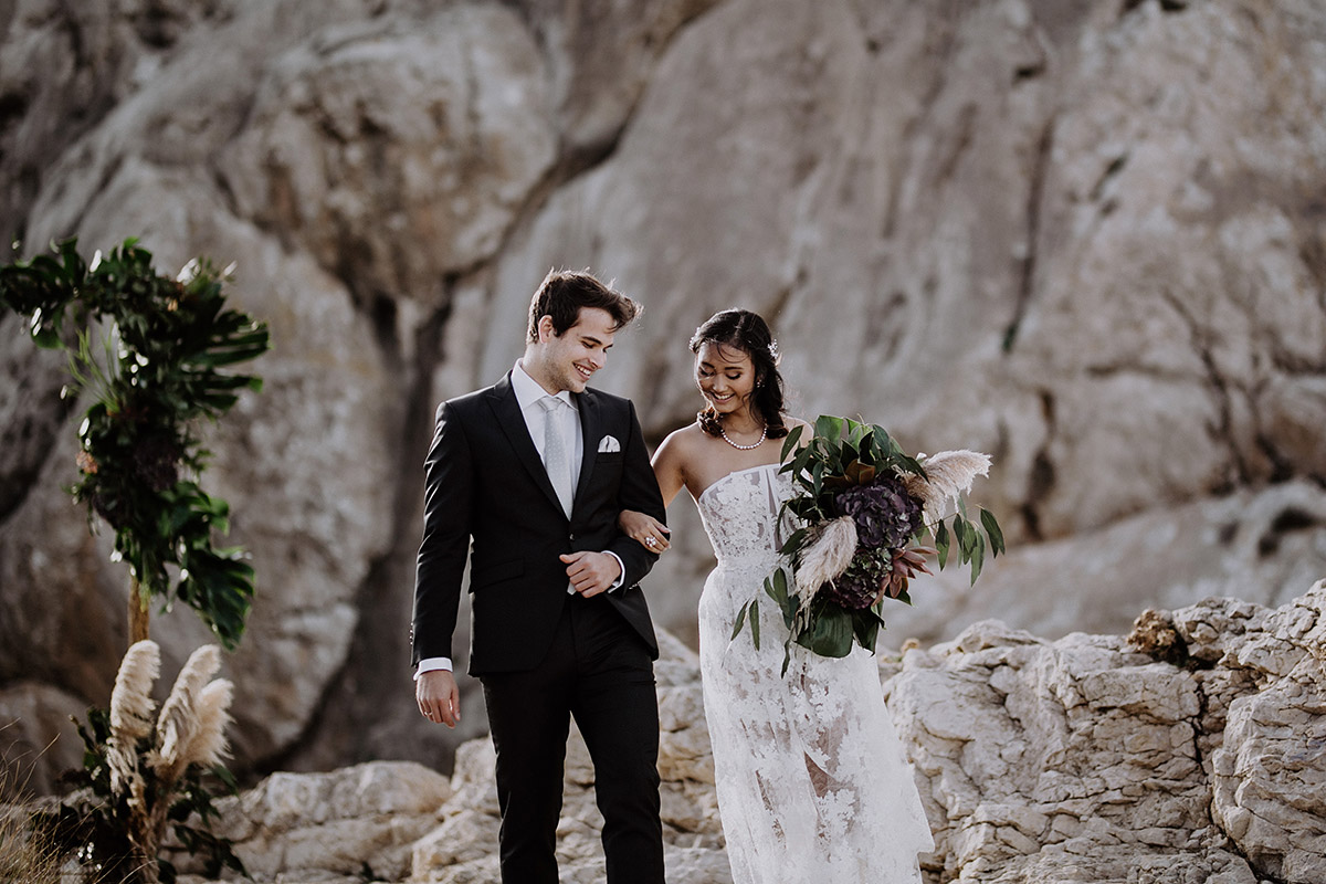 Elopement-Shooting - Mallorca Hochzeitsfotograf © www.hochzeitslicht.de