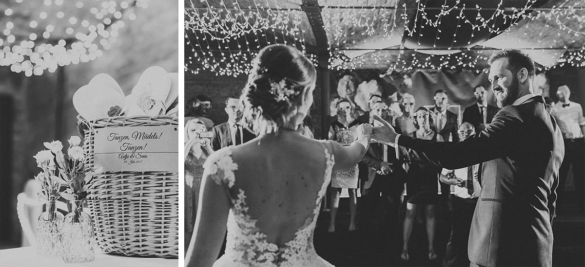 Brautpaar beim Eröffnungstanz - Landgut Stober Hochzeitsfotograf © www.hochzeitslicht.de