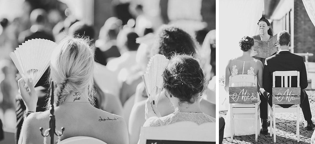 freie Trauung am Spreeufer - Spreespeicher Hochzeitsfotograf © www.hochzeitslicht.de