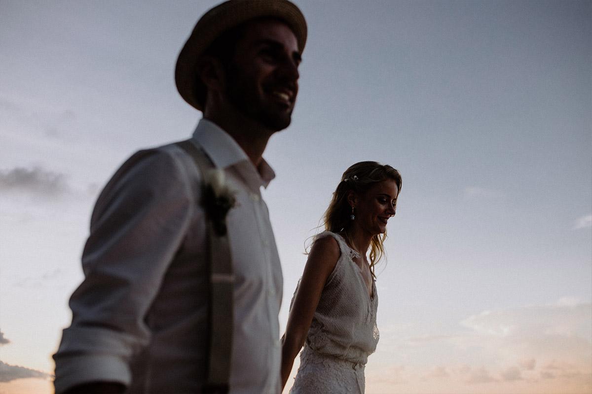 Hochzeitsreportagefoto von Seychellenhochzeit - Strandhochzeit Seychellen Hochzeitsfotograf © www.hochzeitslicht.de