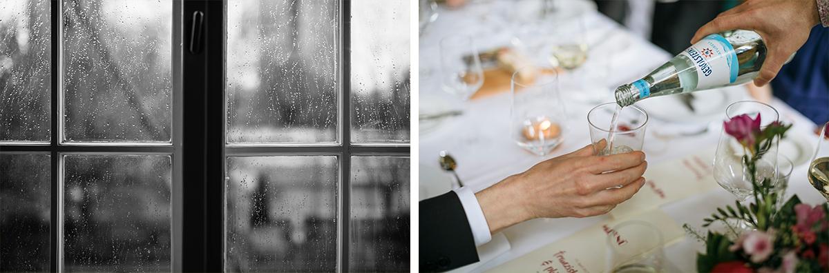 Regenhochzeit - Ermelerhaus Hochzeitsfotograf © www.hochzeitslicht.de