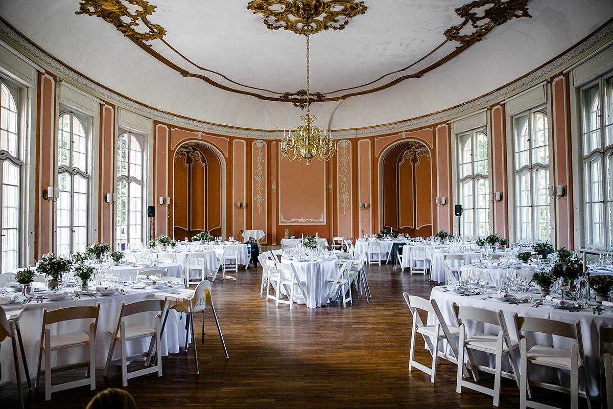 stilvolle Schlosshochzeit - Schloss Marquardt Hochzeitsfotograf Potsdam © www.hochzeitslicht.de