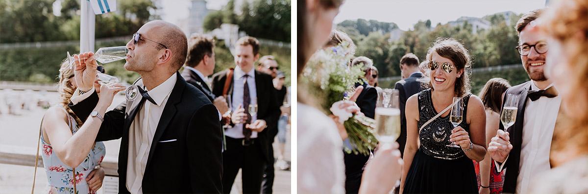 Hochzeitsreportage Hochzeit Ostsee - Seebrücke Sellin Rügen Hochzeitsfotograf © www.hochzeitslicht.de
