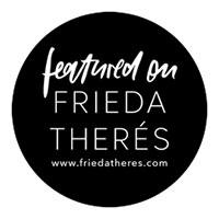 Veröffentlichung auf Frieda Theres