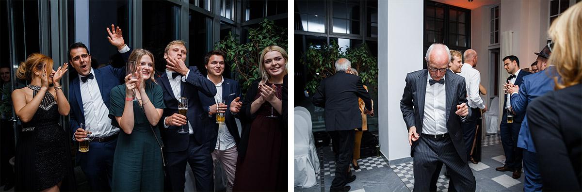 Hochzeitsfeier bei Seehaus Liebenberg Hochzeit - Seehaus Schloss Liebenberg Hochzeitsfotograf © www.hochzeitslicht.de