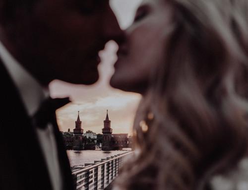 Hochzeitsfotograf Berlin – Heimliche Hochzeit zu zweit