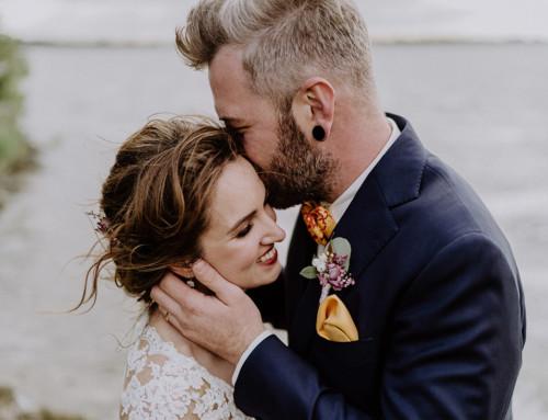 Internationale deutsch-französische Hochzeit