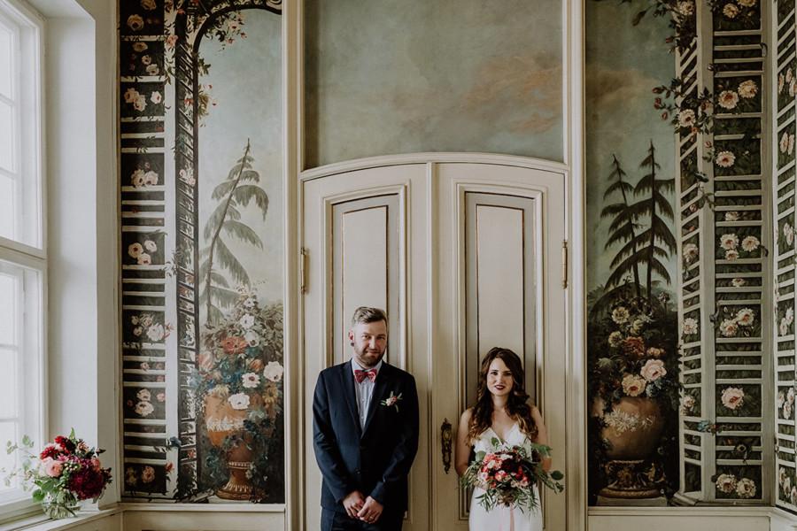 Intime Hochzeit in Berlin im Ermelerhaus
