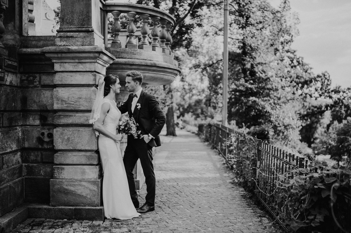 Hochzeitsfoto-Shooting bei Villa Blumenfisch Hochzeit - Villa Blumenfisch Hochzeitsfotograf © www.hochzeitslicht.de