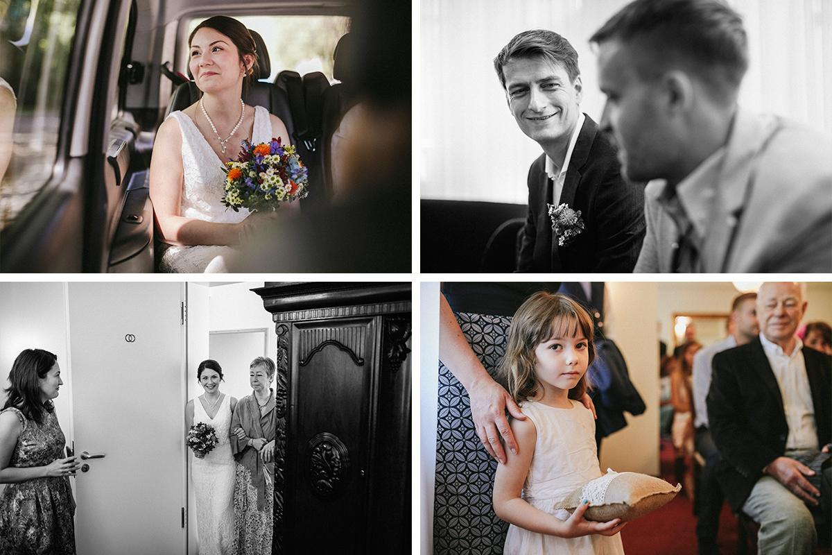 Hochzeitsreportage Trauung Standesamt Friedrichshain - Hochzeitsfotograf Berlin Friedrichshain © www.hochzeitslicht.de