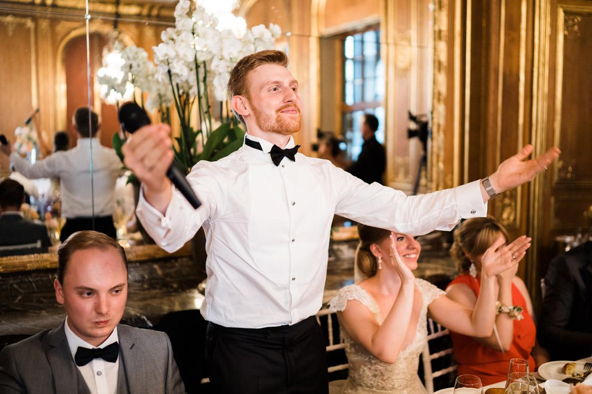 Hochzeitsreportage Patrick Hellmann Schlosshotel Grunewald Hochzeit - Schlosshotel Berlin Hochzeitsfotograf © www.hochzeitslicht.de