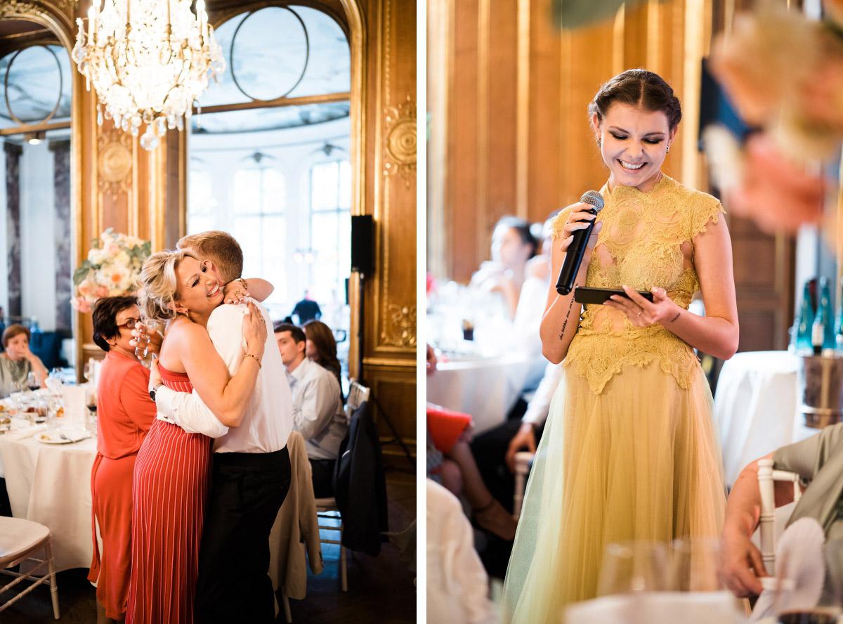 Hochzeitsfotografien Reden Hochzeitsfeier - Schlosshotel Berlin Hochzeitsfotograf © www.hochzeitslicht.de
