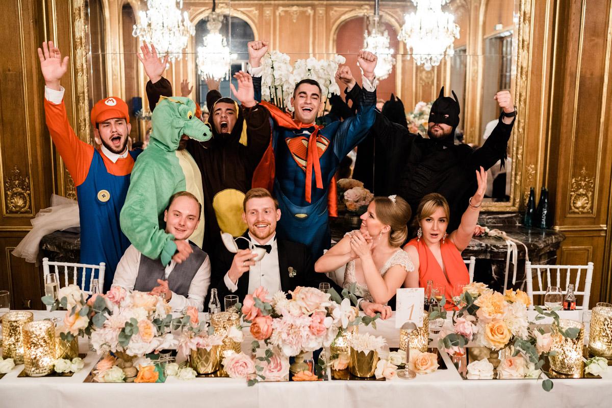 Patrick Hellmann Schlosshotel Hochzeitfeier - Schlosshotel Berlin Hochzeitsfotograf © www.hochzeitslicht.de