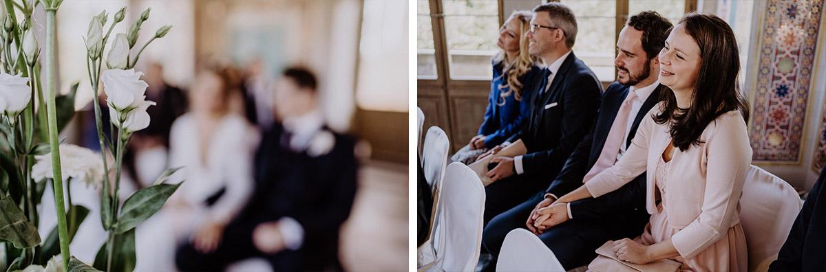 Hochzeitsfotos Hochzeitsgesellschaft Belvedere auf dem Pfingstberg - Schloss Kartzow Hochzeitsfotograf © www.hochzeitslicht.de