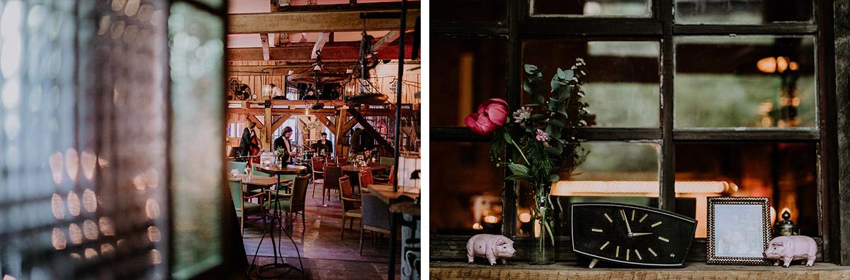 urbane Hochzeit Berlin Friedrichshain - Old Smithy's Dizzle Alte Schmiede Berlin Hochzeitsfotograf © www.hochzeitslicht.de