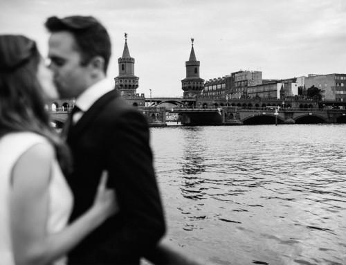 Urbane Berlin Hochzeit im Stone Brewing