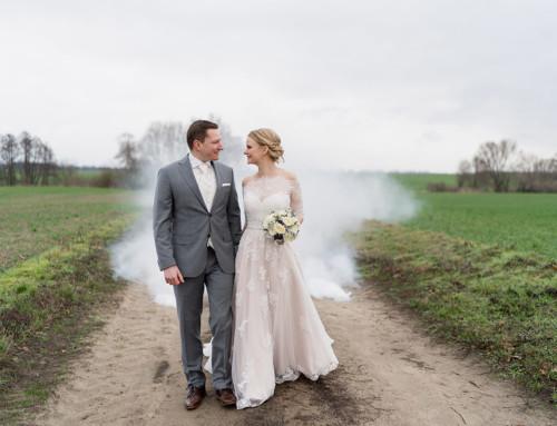 Heiraten im Winter – Hochzeitsfotograf Brandenburg