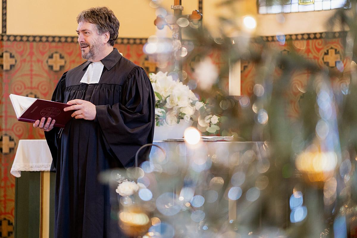 Location Heiraten im Winter - Winterhochzeit Hochzeitsfotograf Brandenburg © www.hochzeitslicht.de