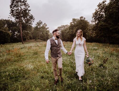 Scheunenhochzeit in Berlin – standesamtlich in Kirche heiraten