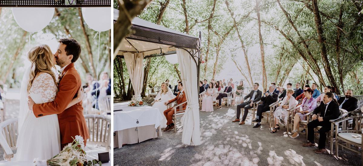 Hochzeitsfotos standesamtliche Hochzeit Spreewaldhochzeit - Standesamt Weidendom und Spreewood Distillers DIY-Herbst-Hochzeit von Spreewald Hochzeitsfotografin aus Berlin © www.hochzeitslicht