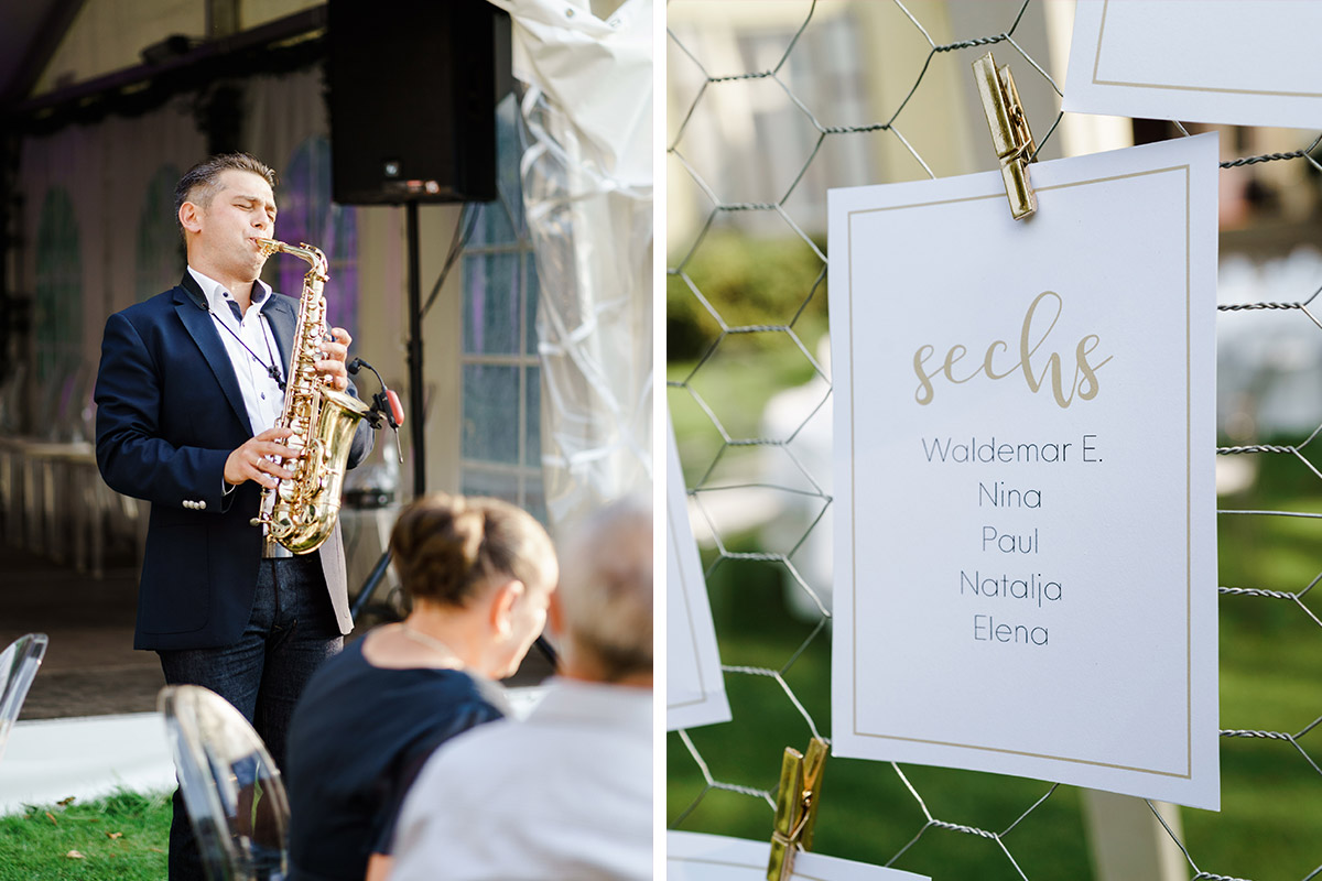 Hochzeitsreportage edle Sommerhochzeit - Potsdam Hochzeitsfotografin im Gut Schloss Golm für Hochzeit am Wasser und im Wald © www.hochzeitslicht.de