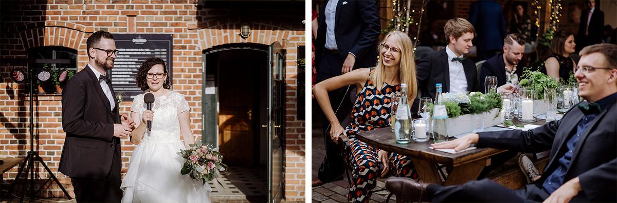 Hochzeitsreportage Hochzeitsfeier Spreewald - Standesamt vintage Hochzeitsfotograf im Spreewald Brandenburg im Weidendom des Spreewaldresort Seinerzeit und im Spreewood Distillers © www.hochzeitslicht.de