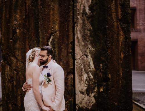 Hochzeit in der Malzfabrik Berlin mit orientalischem Flair