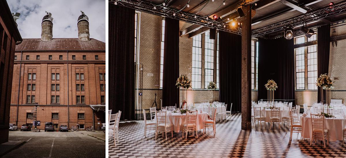 elegante Hochzeitslocation Malzfabrik - Persische Boho-Chic Hochzeit in der Malzfabrik Berlin von Hochzeitsfotografin aus Berlin Friedrichshain © www.hochzeitslicht.de #hochzeitslicht