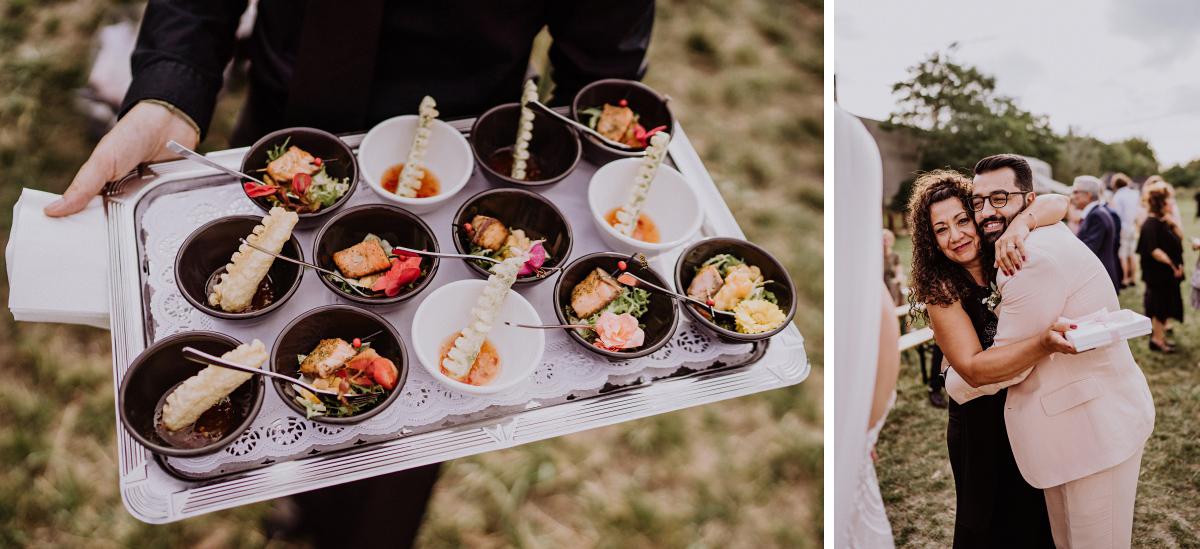 Idee Fingerfood Sommerhochzeit - Persische Boho-Chic Hochzeit in der Malzfabrik Berlin von Hochzeitsfotografin aus Berlin Friedrichshain © www.hochzeitslicht.de #hochzeitslicht