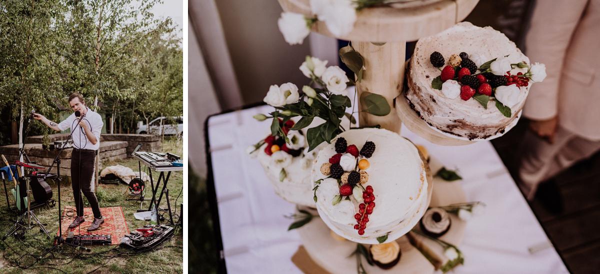 Idee Unterhaltung Gäste Livemusik Kuchenbuffet - Persische Boho-Chic Hochzeit in der Malzfabrik Berlin von Hochzeitsfotografin aus Berlin Friedrichshain © www.hochzeitslicht.de #hochzeitslicht