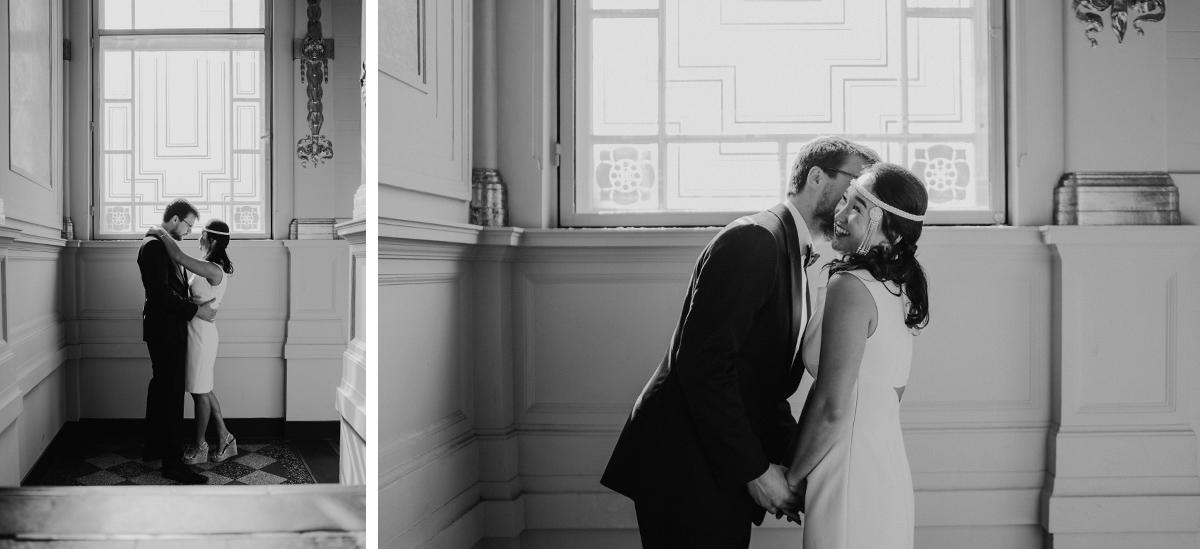 natürliche Hochzeitsfotos standesamtliche Hochzeit mongolische Braut - Standesamt Berlin Pankow Hochzeitsfotografin auf urbane DIY Gartenhochzeit in Berlin Friedrichshain #hochzeitslicht © www.hochzeitslicht.de