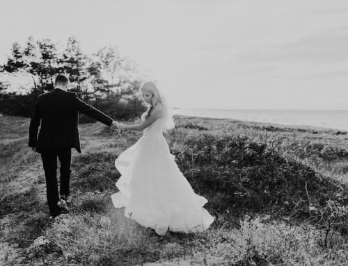 Standesamtliche Strandhochzeit in Dierhagen – Hochzeitsfotografin an der Ostsee