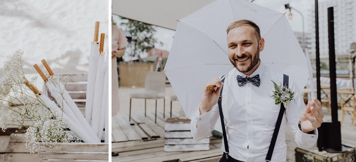 Hochzeitslocation am Wasser freie Trauung - Hochzeitsfotograf in Hochzeitslocation mit Strand an der Spree im Sage Restaurant Berlin © www.hochzeitslicht.de #hochzeitslicht
