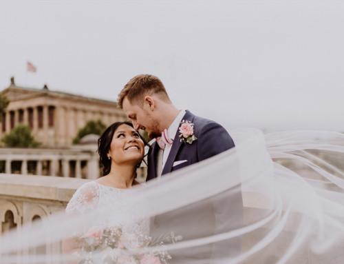 Hochzeitslocation in Berlin Mitte: Haus Ungarn – standesamtlich heiraten im Rathaus Schöneberg
